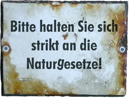 GNM Naturgesetze