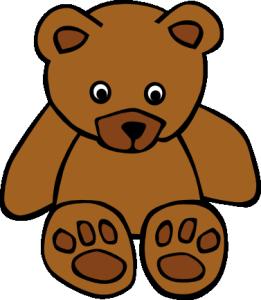Teddybär Trennungskonflikt